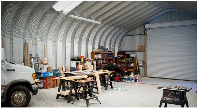Arizona Metal Garage Kits Steel Arch Buildings Metal