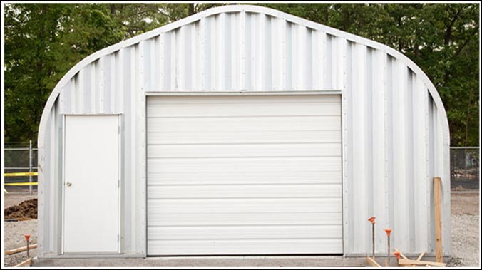 metal garage for home